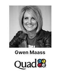 Gwen Maass, Quad