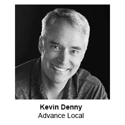 Kevin Denny, Advance Local