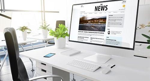news-on-computer